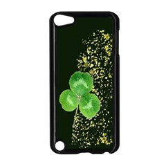 Clover Apple iPod Touch 5 Case (Black)