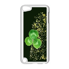 Clover Apple Ipod Touch 5 Case (white)