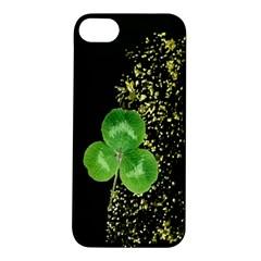 Clover Apple Iphone 5s Hardshell Case