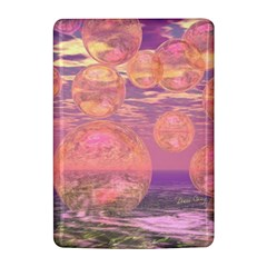 Glorious Skies, Abstract Pink And Yellow Dream Kindle 4 Hardshell Case