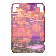 Glorious Skies, Abstract Pink And Yellow Dream Kindle 3 Keyboard 3G Hardshell Case