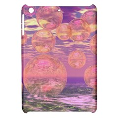 Glorious Skies, Abstract Pink And Yellow Dream Apple Ipad Mini Hardshell Case