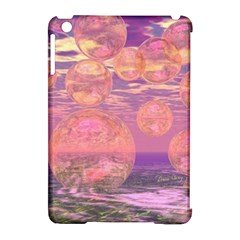 Glorious Skies, Abstract Pink And Yellow Dream Apple Ipad Mini Hardshell Case (compatible With Smart Cover)