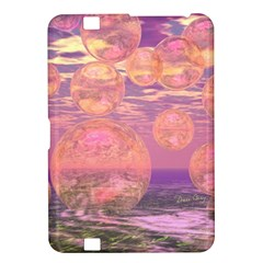 Glorious Skies, Abstract Pink And Yellow Dream Kindle Fire HD 8.9  Hardshell Case