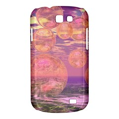 Glorious Skies, Abstract Pink And Yellow Dream Samsung Galaxy Express Hardshell Case