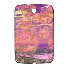Glorious Skies, Abstract Pink And Yellow Dream Samsung Galaxy Note 8.0 N5100 Hardshell Case