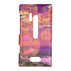 Glorious Skies, Abstract Pink And Yellow Dream Nokia Lumia 928 Hardshell Case