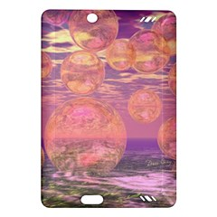 Glorious Skies, Abstract Pink And Yellow Dream Kindle Fire HD 7  (2nd Gen) Hardshell Case