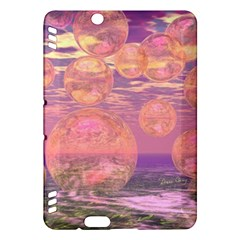 Glorious Skies, Abstract Pink And Yellow Dream Kindle Fire HDX 7  Hardshell Case
