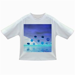 Moonlight Wonder, Abstract Journey To The Unknown Baby T Shirt