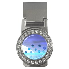Moonlight Wonder, Abstract Journey To The Unknown Money Clip (cz)