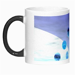 Moonlight Wonder, Abstract Journey To The Unknown Morph Mug