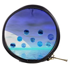 Moonlight Wonder, Abstract Journey To The Unknown Mini Makeup Case