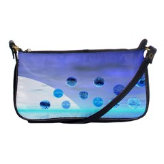 Moonlight Wonder, Abstract Journey To The Unknown Evening Bag