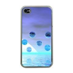 Moonlight Wonder, Abstract Journey To The Unknown Apple Iphone 4 Case (clear)