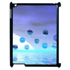 Moonlight Wonder, Abstract Journey To The Unknown Apple Ipad 2 Case (black)