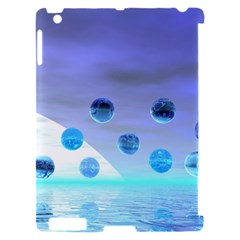 Moonlight Wonder, Abstract Journey To The Unknown Apple iPad 2 Hardshell Case (Compatible with Smart Cover)