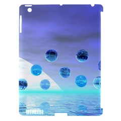 Moonlight Wonder, Abstract Journey To The Unknown Apple iPad 3/4 Hardshell Case (Compatible with Smart Cover)