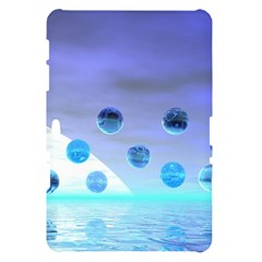 Moonlight Wonder, Abstract Journey To The Unknown Samsung Galaxy Tab 10.1  P7500 Hardshell Case