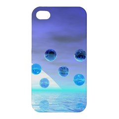 Moonlight Wonder, Abstract Journey To The Unknown Apple Iphone 4/4s Premium Hardshell Case