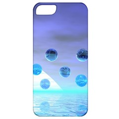 Moonlight Wonder, Abstract Journey To The Unknown Apple Iphone 5 Classic Hardshell Case