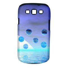 Moonlight Wonder, Abstract Journey To The Unknown Samsung Galaxy S III Classic Hardshell Case (PC+Silicone)