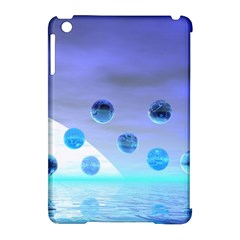 Moonlight Wonder, Abstract Journey To The Unknown Apple iPad Mini Hardshell Case (Compatible with Smart Cover)