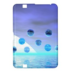 Moonlight Wonder, Abstract Journey To The Unknown Kindle Fire HD 8.9  Hardshell Case