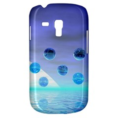 Moonlight Wonder, Abstract Journey To The Unknown Samsung Galaxy S3 MINI I8190 Hardshell Case