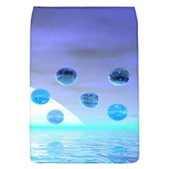 Moonlight Wonder, Abstract Journey To The Unknown Removable Flap Cover (Small)