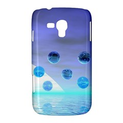 Moonlight Wonder, Abstract Journey To The Unknown Samsung Galaxy Duos I8262 Hardshell Case