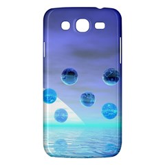 Moonlight Wonder, Abstract Journey To The Unknown Samsung Galaxy Mega 5.8 I9152 Hardshell Case