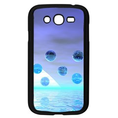 Moonlight Wonder, Abstract Journey To The Unknown Samsung Galaxy Grand DUOS I9082 Case (Black)