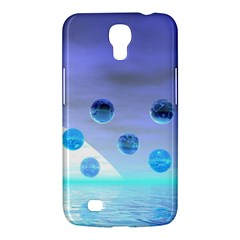 Moonlight Wonder, Abstract Journey To The Unknown Samsung Galaxy Mega 6.3  I9200 Hardshell Case