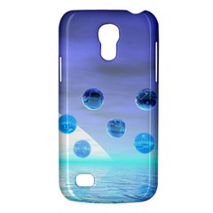 Moonlight Wonder, Abstract Journey To The Unknown Samsung Galaxy S4 Mini (GT-I9190) Hardshell Case