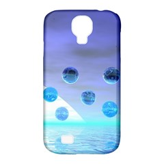 Moonlight Wonder, Abstract Journey To The Unknown Samsung Galaxy S4 Classic Hardshell Case (PC+Silicone)