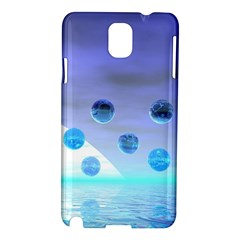 Moonlight Wonder, Abstract Journey To The Unknown Samsung Galaxy Note 3 N9005 Hardshell Case