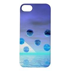 Moonlight Wonder, Abstract Journey To The Unknown Apple iPhone 5S Hardshell Case