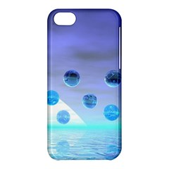 Moonlight Wonder, Abstract Journey To The Unknown Apple iPhone 5C Hardshell Case