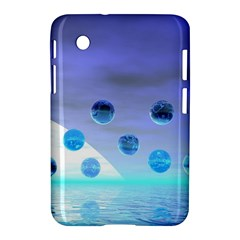 Moonlight Wonder, Abstract Journey To The Unknown Samsung Galaxy Tab 2 (7 ) P3100 Hardshell Case