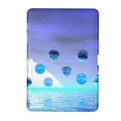 Moonlight Wonder, Abstract Journey To The Unknown Samsung Galaxy Tab 2 (10.1 ) P5100 Hardshell Case