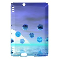 Moonlight Wonder, Abstract Journey To The Unknown Kindle Fire HDX 7  Hardshell Case