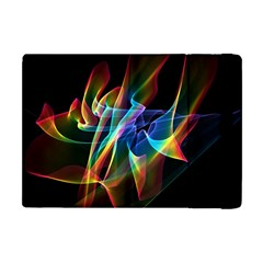 Aurora Ribbons, Abstract Rainbow Veils  Apple iPad Mini Flip Case