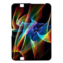 Aurora Ribbons, Abstract Rainbow Veils  Kindle Fire Hd 8 9  Hardshell Case