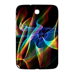 Aurora Ribbons, Abstract Rainbow Veils  Samsung Galaxy Note 8 0 N5100 Hardshell Case