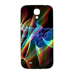 Aurora Ribbons, Abstract Rainbow Veils  Samsung Galaxy S4 I9500/I9505  Hardshell Back Case
