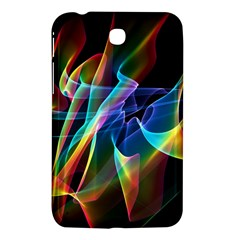 Aurora Ribbons, Abstract Rainbow Veils  Samsung Galaxy Tab 3 (7 ) P3200 Hardshell Case