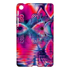 Cosmic Heart of Fire, Abstract Crystal Palace Google Nexus 7 (2013) Hardshell Case