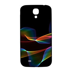 Fluted Cosmic Rafluted Cosmic Rainbow, Abstract Winds Samsung Galaxy S4 I9500/I9505  Hardshell Back Case