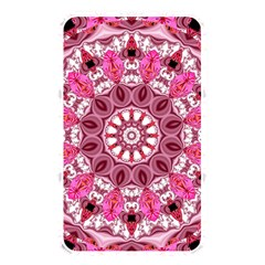 Twirling Pink, Abstract Candy Lace Jewels Mandala  Memory Card Reader (rectangular)